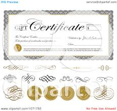 clipart gift certificate template clipartfest clipart gift certificate
