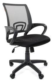 <b>Офисное кресло Chairman</b> 696 для персонала по цене 3795 руб ...