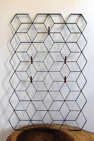 wall mounted organizer or handmade wall art decor