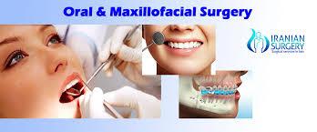 and maxillo surgery in iran