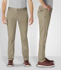 Dickies Pants Fit Guide