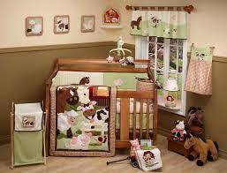 farm nursery bedding floor