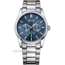 "hugo boss watches men s boss watches watch shop comâ""¢ mens hugo boss heritage watch 1513126"