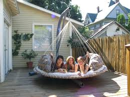 round swing bed large size of patio outdoor cool outdoor hanging bed round shape trampoline shape round swing bed
