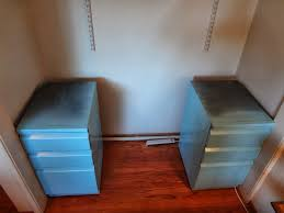 Convert Cabinet To File Drawer Adventures Of The Art Junk Gypsy Closet Conversion To Art Studio