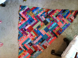prsd4tim2{quilt}: Lazy Sunday Quilt - On Friday {is that a problem?} & A little over a year ago, my friend Leona and I came up with a bargain -  she would