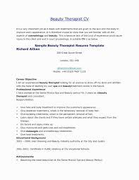 Occupational Therapy Resume Unique Occupational Therapy Resume Examples Luxury Elegant Resume Examples