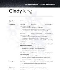 design open office resume template pdf templates word free sample