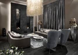 Wohnwände sind wahre stauwunder, die einem wohnzimmer seinen look verleihen. Wohnzimmer In Grau Und Schwarz Gestalten 50 Wohnideen