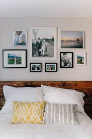 bedroom photo galler wall by jame delaine stunning gallery wall ideas