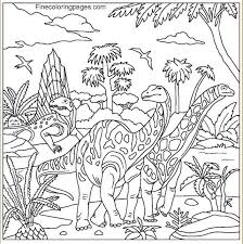 It's important to polish coloring skills in kids which requires a plenty of patience initially. 12 Best Free Printable Dinosaur Coloring Pages For Kids
