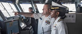 Naval Surface Warfare Officer Swo Careers Navy Com