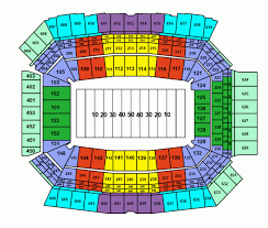 U2 Lucas Oil Seating Chart Oakland Raider Stadium Online Charts Collection
