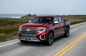 2020 VW Tanoak Pickup Truck: News, Design, Release - Truck Release