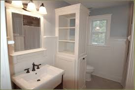 bathroom bathroomtall white cabinets cabinet  gorgeous white wood stained corner linen cabinet bathroom fur