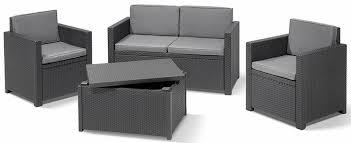 keter outdoor furniture set monaco