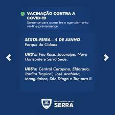 Prefeitura da Serra - Posts