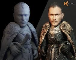 <b>Jon Snow</b> for <b>printing</b> model 3d Projects, 3d Animation, <b>Jon Snow</b> ...