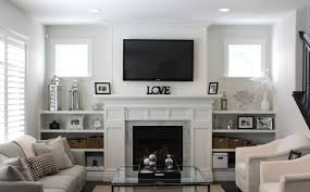 beautiful living room with fireplace and white interior design ideas for small spaces