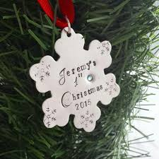 Baby's First Christmas Ornament – DreamWillowStudio