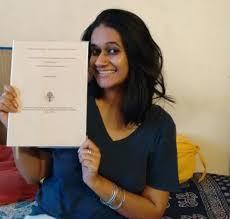 She is the daughter of mahavir narwal. Starcrossed Stargazers Natasha And Devangana