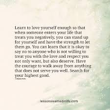 Quotes On Learning To Love Yourself
