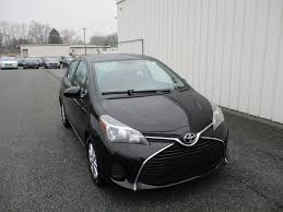 Used Toyota Yaris For Sale - Special Offers | Edmunds