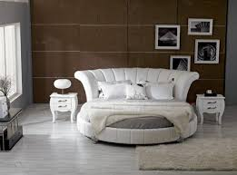 Pianigiani Contemporary Round Bed Los Angeles