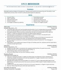 Auditing Resumes Staff Auditor Resume Sample Accountant Resumes Livecareer