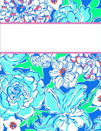 My Cute Binder Covers Patterns And Designs Pinterest Binder