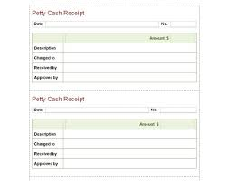 Petty Cash Slips Template Petty Cash Receipt Template Complete Guide Example 13
