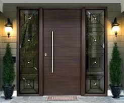 modern residential front doors. Contemporary Front Door Doors Modern Residential Entry Design Designs Aluminium Unique Best O