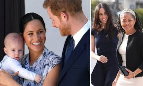 Omid Scobie Designer Duke And Duchess Of Sussex Had Us Thanksgiving With Family