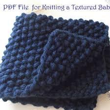 Baby Blanket Knitting Patterns Free Downloads Unique Shop Knitting Pattern For Baby Blanket On Wanelo