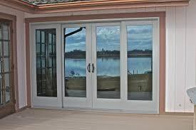 folding patio doors 3 panel sliding patio door double sliding patio door center hinged patio