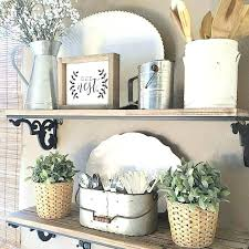 rustic kitchen wall decor kitchen wall decor ideas rustic kitchen plant and utensil display diy