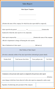 Sales Call Report Template Microsoft Word And Sales Call Report
