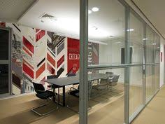 Open concept office space Trendy Modern Downtown Metropolitan Level Digital Wallcoverings Jessup Manufacturing Transformational Open Concept Office Spaces Pinterest 56 Best Transformational Open Concept Office Spaces Images Design