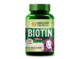 biotin tablets for hair growth healthy