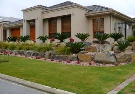 Small Picture Low Maintenance Garden Design Ideas On A Budget Adelaide