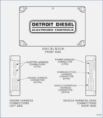detroit 60 series wiring diagram wiring diagram  at Detroit 60 Ser Ddec3 Ecm Wiring Diagram