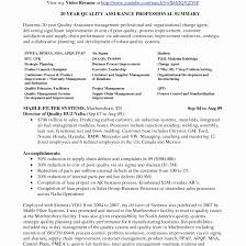 Operations Manager Resume Examples Plant Manager Resume Fungramco 93