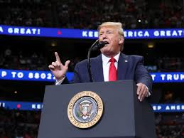 Trump impeachment odds hit record high ...