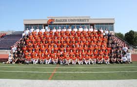 2018 Football Depth Chart Baker University 2018 Football Roster