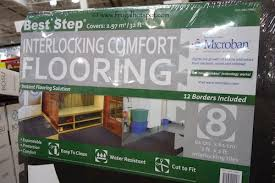 Costco Sale Best Step Interlocking fort Flooring 8 Pack $9 99
