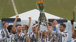 Il napoli batte la juventus e vince la coppa italia. Italian Super Cup Andrea Pirlo Wins First Trophy As Juventus Beat Napoli 2 0 Sports News Firstpost