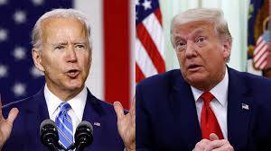 Biden's double-digit lead over Trump likely over president's COVID-19 response: POLL - ABC7 Los Angeles
