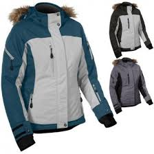 Castle X Tempest Back Country Womens Snowmobile Jacket
