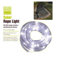diy solar rope solidaria garden lights outdoor harbor freight light you powered home