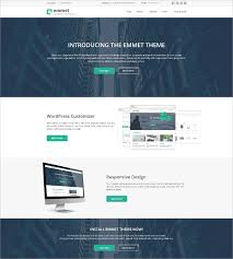 Company Portfolio Template Interesting 48 Best Corporate Website Themes Templates Free Premium Templates
